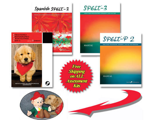 graphic regarding Free Printable Speech Therapy Materials named Janelle Books - Innovative Speech and Language Supplies