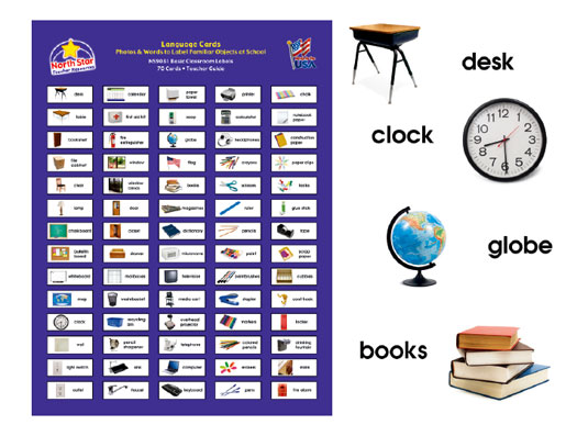 Adaptable image intended for printable classroom labels